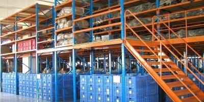 深圳阁楼货架回收