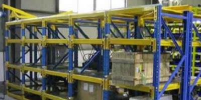深圳模具货架回收