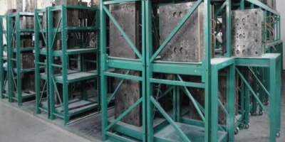 模具货架回收市场重型货架回收电话