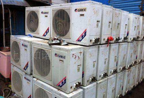 二手空调回收