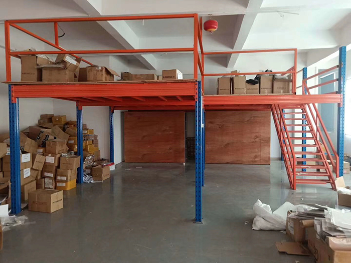 仓储货架回收