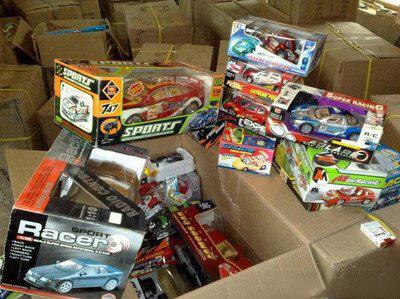 库存玩具回收
