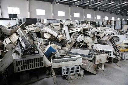 工厂废品回收